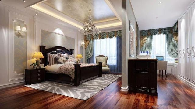 卧室效果图五