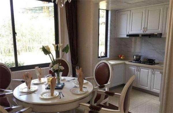 庆阳130平四室装修效果图 小康家庭的实用装修方式