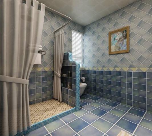 卫生间装饰