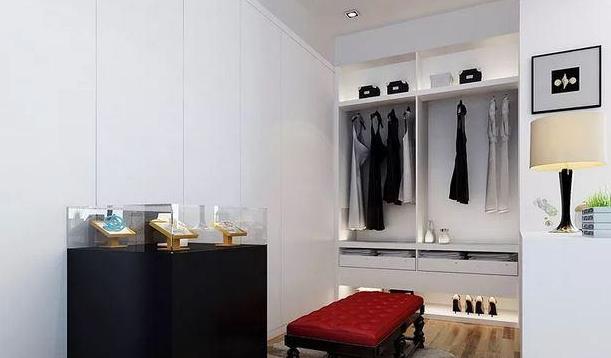 LOFT空间设计 140平米现代工业风三居室装修图