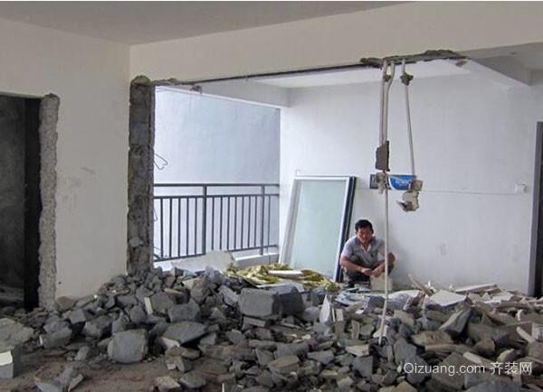 装修哪些墙不能拆