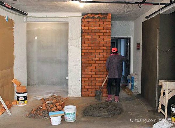 装修怎么看墙能不能拆
