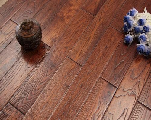 树种材性木地板