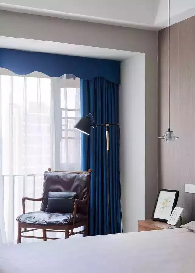 95㎡北欧风格卧室装饰