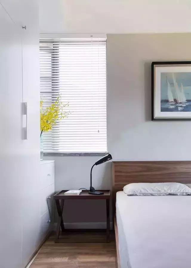 95㎡北欧风格床头柜设计