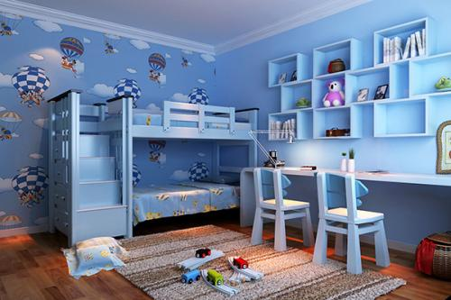 儿童卧室装修注意事项有哪些?儿童卧室装修注意事项