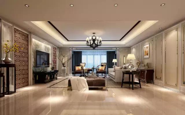 别墅客厅怎么装修?上海装饰带来别墅客厅装修四大技巧