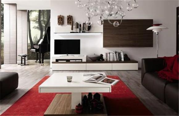 客厅电视背景墙怎么装修?邵阳装修教你电视背景墙装修步骤以及注意事项