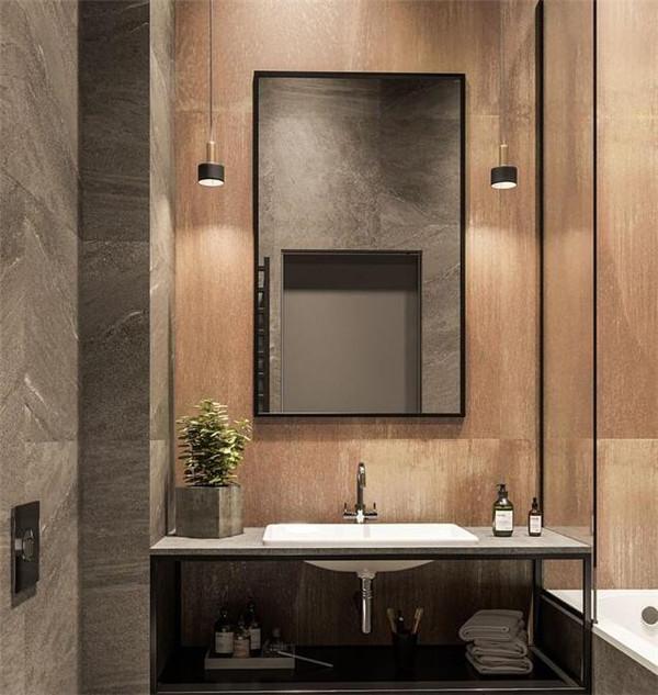 60平米loft装修案例 黑白色诠释高品质装修