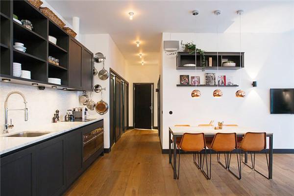 宜宾92平米两室两厅一卫装修设计图 满屏的安逸舒适
