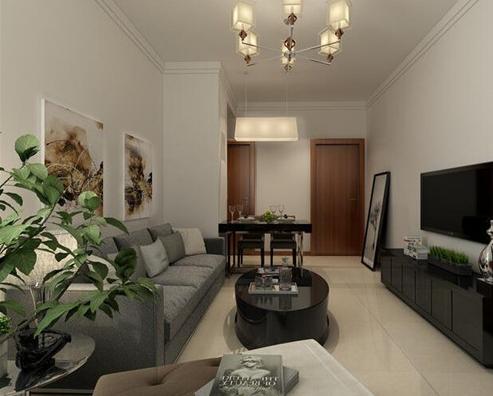 两室一厅装修如何装修  90平装修案例欣赏