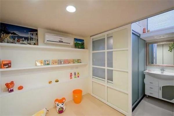 泰兴50平小户型loft装修案例 装出80平既视感