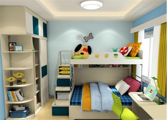 儿童房如何装修 儿童房装修与设计