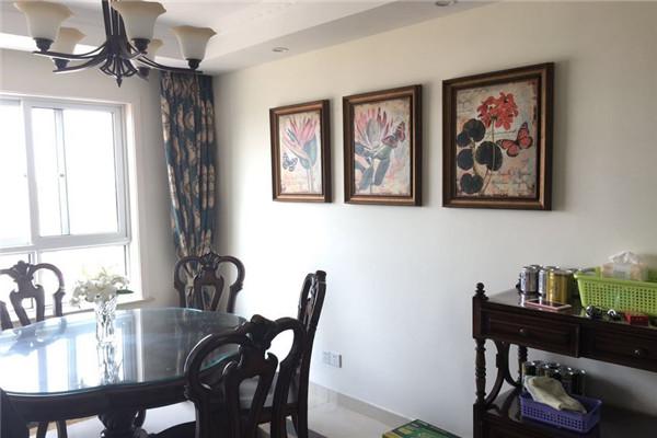 宜宾130平方美式家装案例 业主上传的实景图
