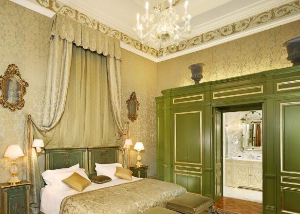 美式小户型卧室装修效果图二