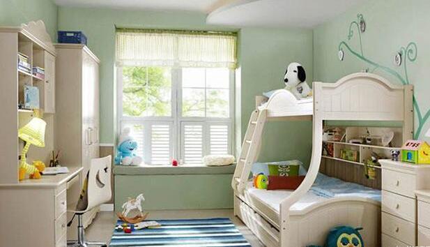 儿童房装修选材