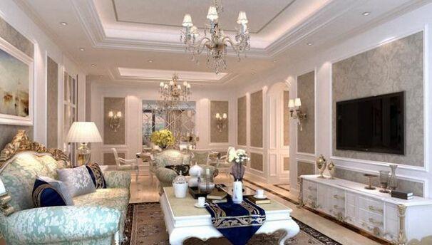 装修设计案例  新房简单装修设计要多少钱