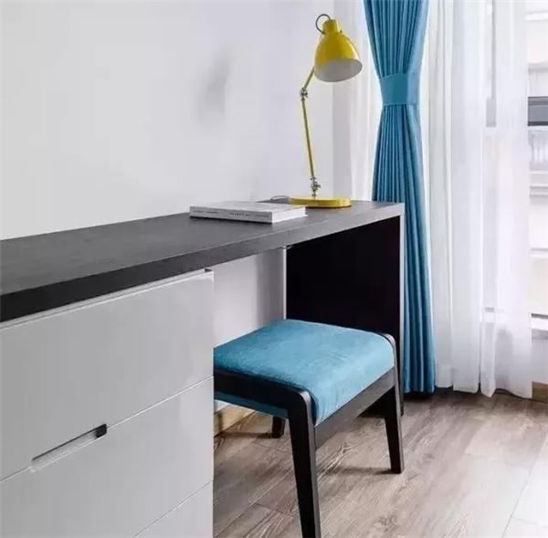 90平米三室两厅装修效果图 北欧原木风畅想生活