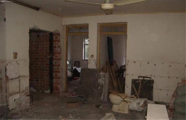 二手房装修施工