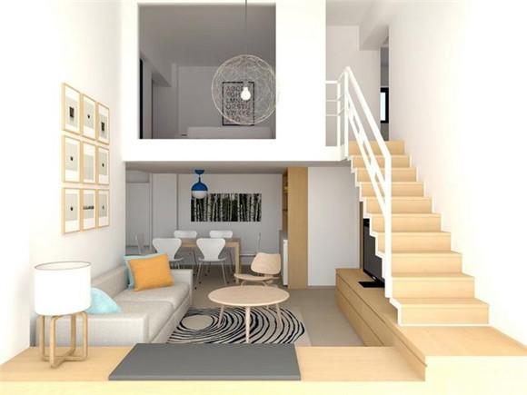 小户型loft公寓怎么装修  loft公寓装修技巧