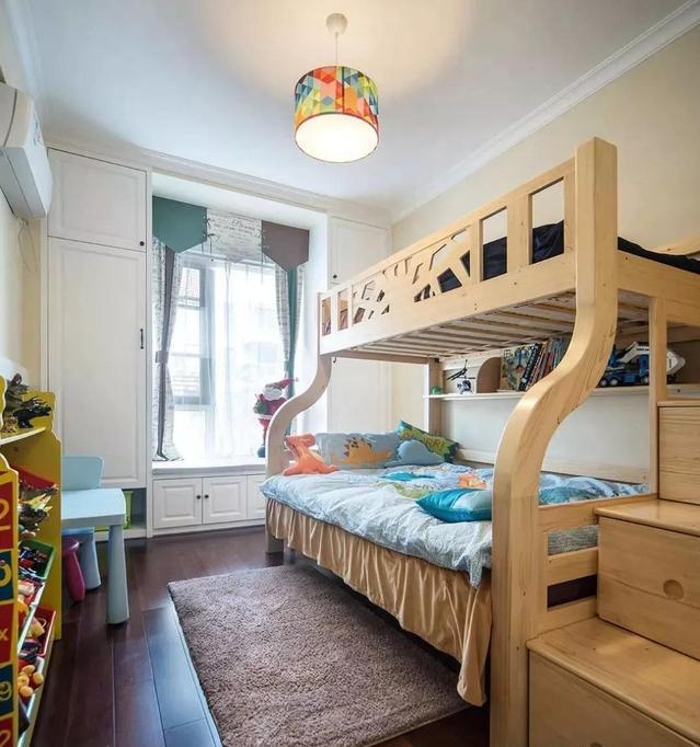 143㎡美式装修风格儿童房设计