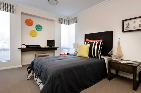 60平两室一厅装修案例欣赏  附装修效果图