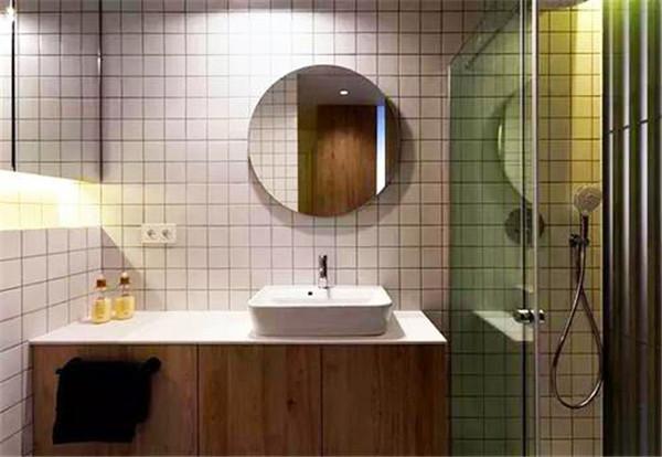 六盘水53平米小户型装修 极简原木风享受自然