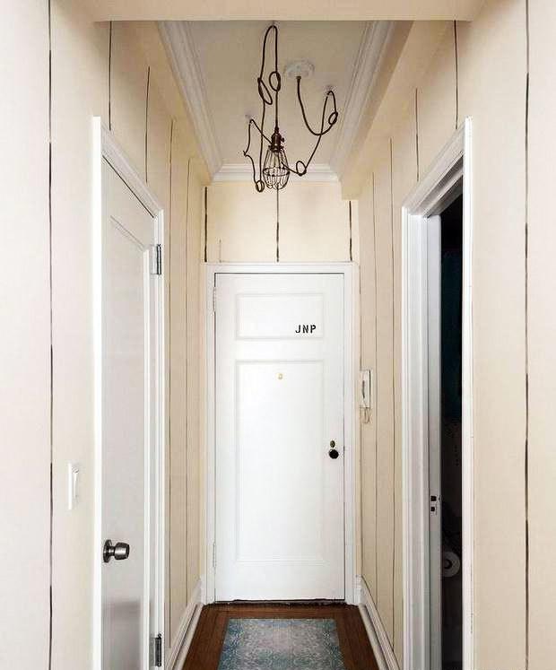 40平米单身公寓玄关装修设计
