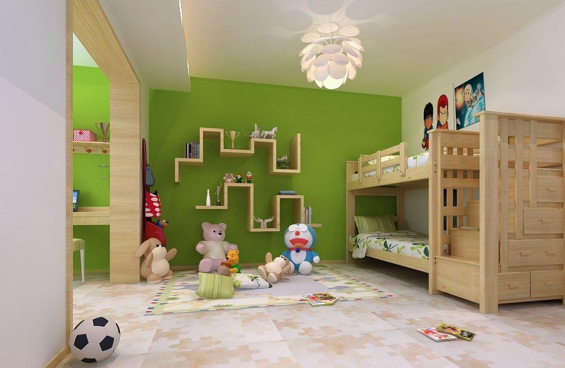 2018儿童房设计与装修攻略