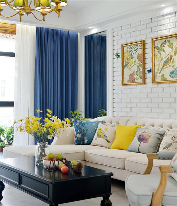 孝感130㎡二居室装修案例