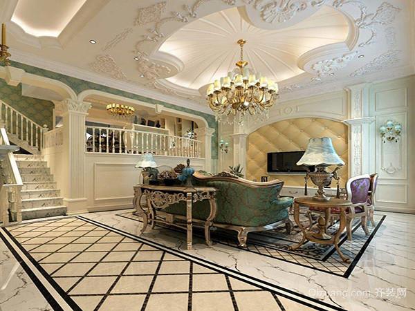 法式風格室內設計特點介紹 輕松打造法式優雅