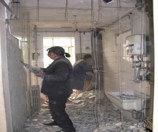 室内装修除去报价