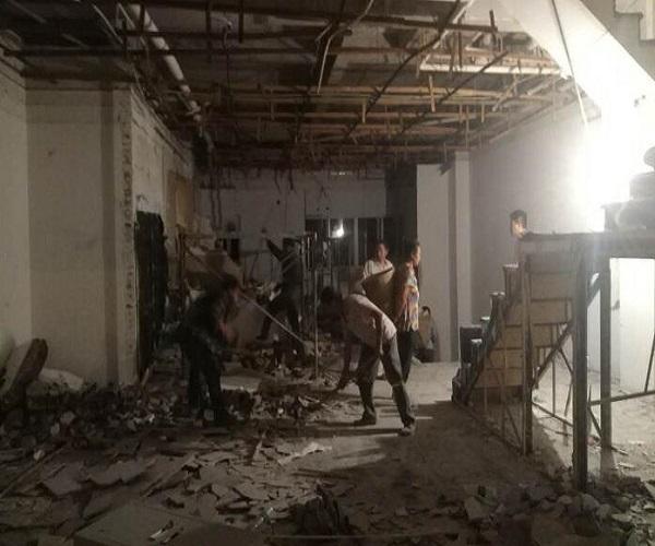 室内装修除去
