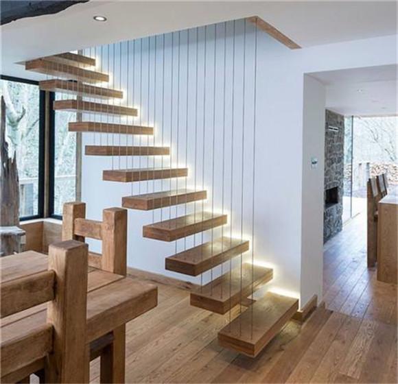 楼梯的坡度
