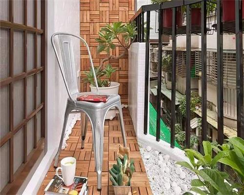 青岛阳台装修设计效果图