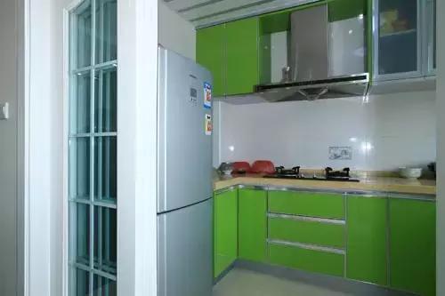 128平米三室二厅厨房装修