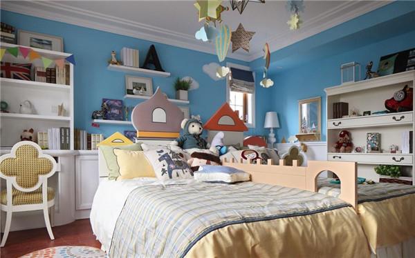 男儿童房设计