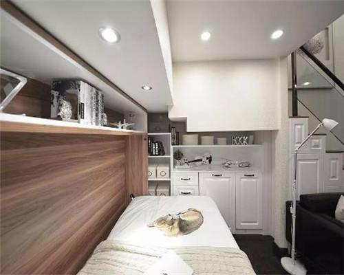 小户型复式公寓装修效果图5