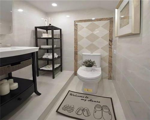 小户型复式公寓装修效果图10