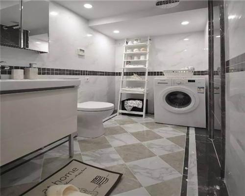 小户型复式公寓装修效果图13