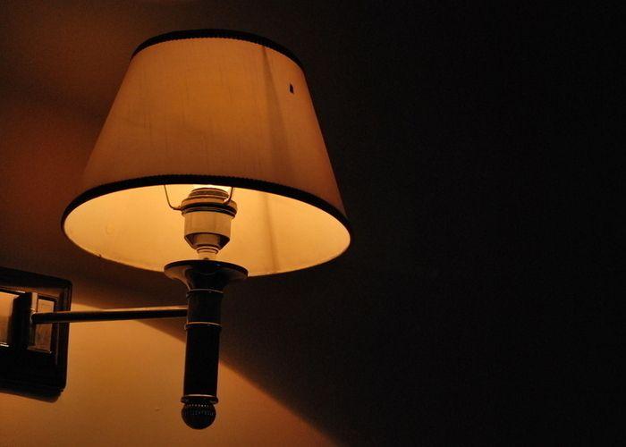 床头灯种类