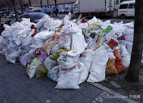2018装修垃圾清运费收费标准依据