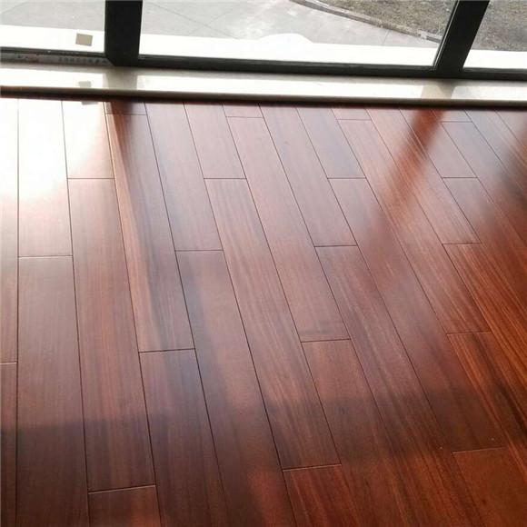 毛坯房装修地板安装步骤