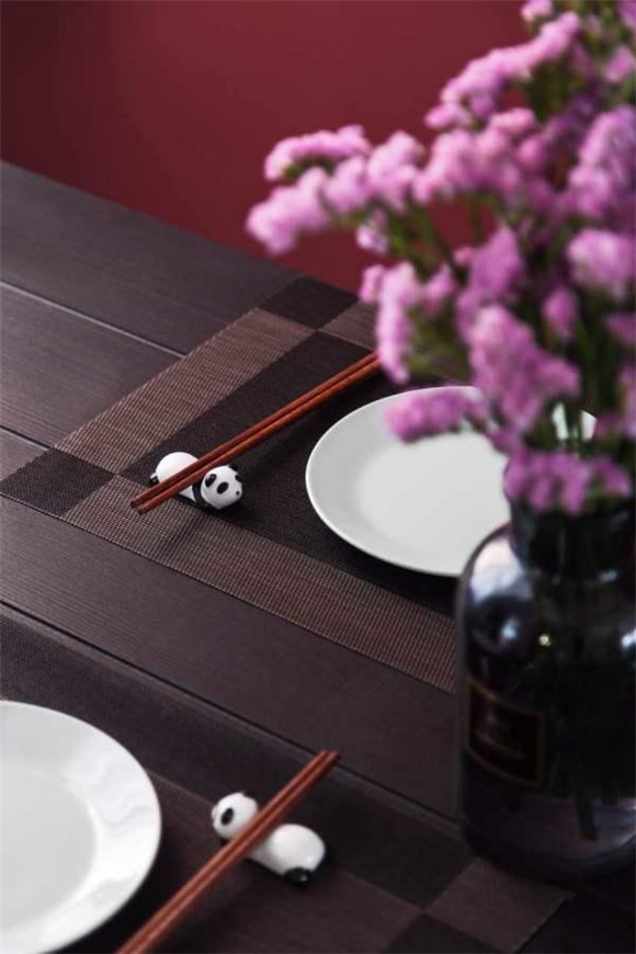 96平米波普艺术风格餐厅装修