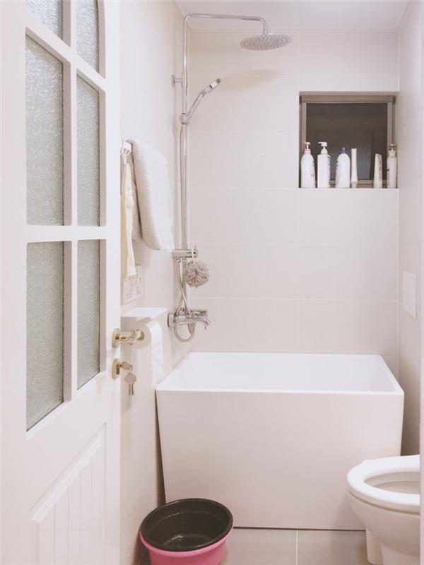 花洒+浴缸