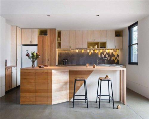 半开放式厨房装修注意事项3