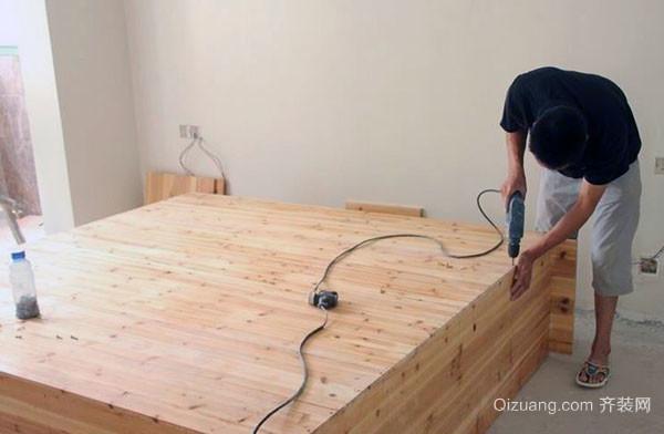 家装木工费用怎么算