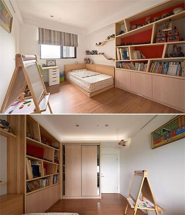 天马行空的儿童房