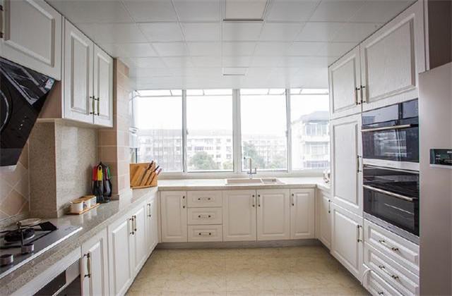 112平米简欧风厨房装修