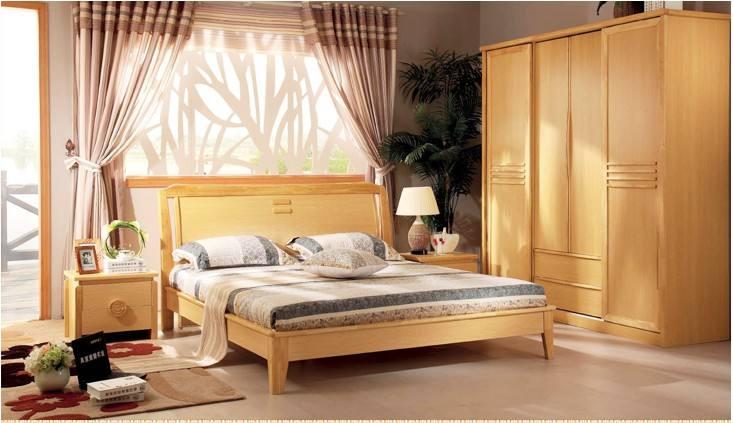 桦木家具图片
